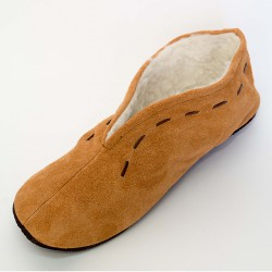 Soled slipper Model 101